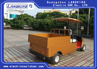 48V 3KW DC Motor Electric 2 Seater Golf Buggy Battery Operated CE Cetification