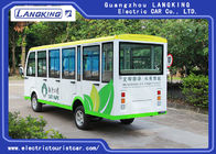 Small Electric Shuttle Car For Mountain Area Max.Speed 28km/H No Noise